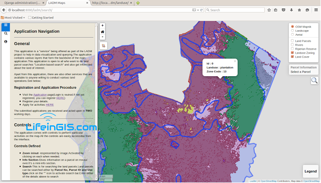 A pilot Land Administration Domain Model(LADM) for Kenya